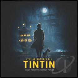 Williams, John - Adventures of Tintin: The Secret of the Unicorn CD Cover Art