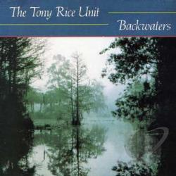 Rice, Tony - Backwaters CD Cover Art