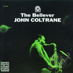Coltrane, John - Believer CD Cover Art