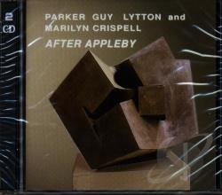 Parker, Evan - After Appleby CD Cover Art
