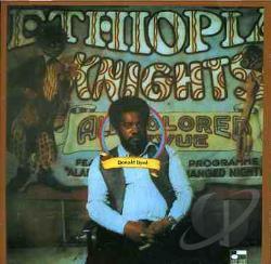 Byrd, Donald - Ethiopian Knights CD Cover Art