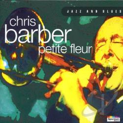 Barber, Chris - Petite Fleur CD Cover Art