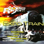 Riddim Rider, Vol. 6: Expo Train CD Cover Art