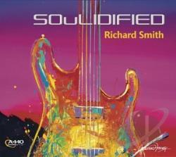 Smith, Richard - Soulidified CD Cover Art