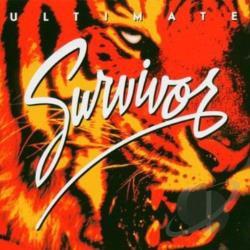 Survivor - Ultimate Survivor CD Cover Art
