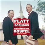 Flatt & Scruggs - Foggy Mountain Gospel CD Cover Art