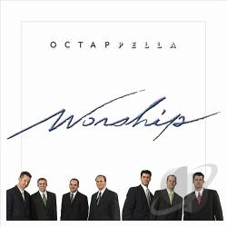 Octappella - Worship CD Cover Art