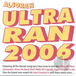 Alsoran - Ultraran 2006: Volume 1 and 2 (2 Disc Set) CD Cover Art