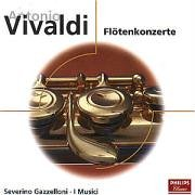 Gazzelloni, Severino - Floetenkonzerte CD Cover Art