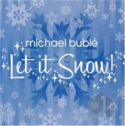 Buble, Michael - Let It Snow CD Cover Art