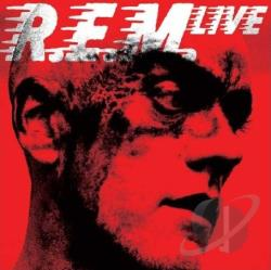 R.E.M. - R.E.M. Live CD Cover Art