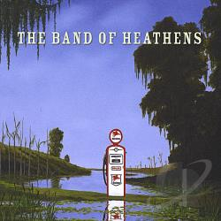 Band Of Heathens - Band of Heathens CD Cover Art