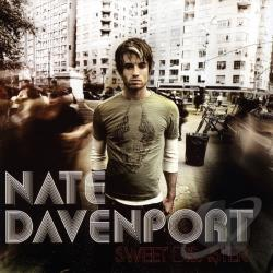 Davenport, Nate - Sweet Disaster CD Cover Art