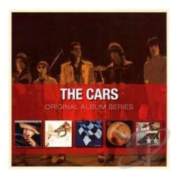 Cars - Original Album Series CD Cover Art