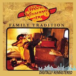 Williams, Hank, Jr. - Family Tradition CD Cover Art