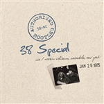 .38 Special - Authorized Bootleg: Nassau Coliseum, Uniondale, New York 1/29/85 CD Cover Art