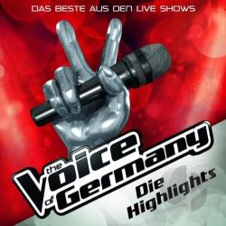 Voice of Germany: The Highlights CD Cover Art
