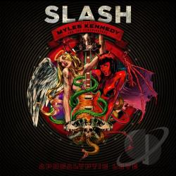 SLASH - Apocalyptic Love LP Cover Art