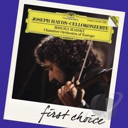 Chamber Orchestra Of Europe / Haydn / Maisky - Haydn: Cellokonzerte CD Cover Art
