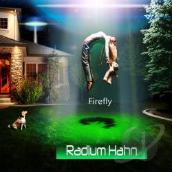 Radium Hahn - Firefly CD Cover Art