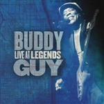 Guy, Buddy - Live At Legends DB Cover Art