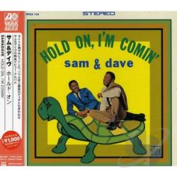 Sam & Dave - Hold on I'm Coming CD Cover Art