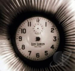 Los Lobos - This Time CD Cover Art