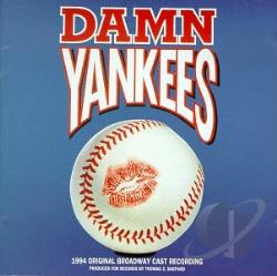 Damn Yankees - Damn Yankees CD Cover Art