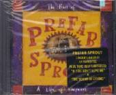 Prefab Sprout - A Life of Surprises: Best Of CD Cover Art