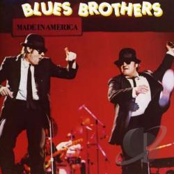 Blues Brothers - Made in America CD Cover Art