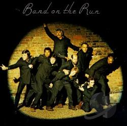 McCartney, Paul / Wings - Band On The Run CD Cover Art