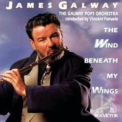 Galway, James - Wind Beneath My Wings CD Cover Art