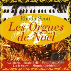 Scott, Rhoda - Les Orgues de Noel CD Cover Art