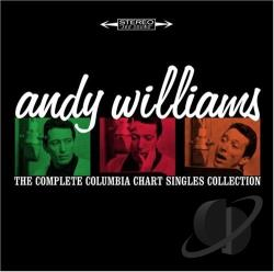 Williams, Andy - Complete Columbia Chart Singles Collection CD Cover Art