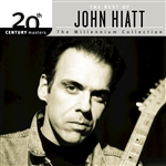 Hiatt, John - 20th Century Masters - The Millennium Collection: The Best of John Hiatt CD Cover Art
