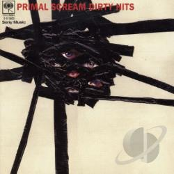 Primal Scream (Group) - Dirty Hits CD Cover Art