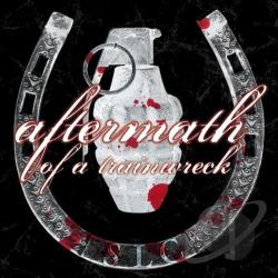 Aftermath Of A Trainwreck - Horseshoes & Handgrenades CD Cover Art