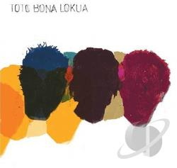 Bona, Richard - Toto Bona Lokua CD Cover Art
