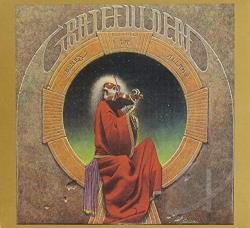 Grateful Dead - Blues For Allah: Expanded & Remastered CD Cover Art
