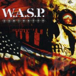 W.A.S.P. - Dominator CD Cover Art