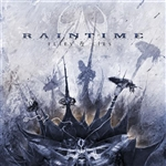 Raintime - Flies & Lies CD Cover Art
