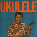 Kalahiki, Harry Mungo - Ukulele CD Cover Art
