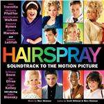 Hairspray - Soundtrack To the Motion Picture DB Cover Art