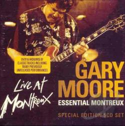 Moore, Gary - Essential Montreux CD Cover Art