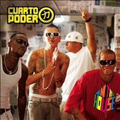 Cuarto Poder - In Tha House CD Cover Art