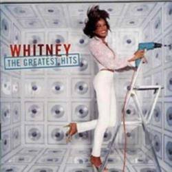 Houston, Whitney - Greatest Hits CD Cover Art