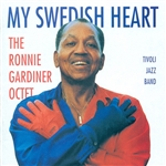 Gardiner, Ronnie - My Sweedish Heart CD Cover Art