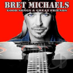 Michaels, Bret - Jammin' with Friends CD Cover Art