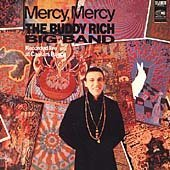 Rich, Buddy - Mercy, Mercy CD Cover Art