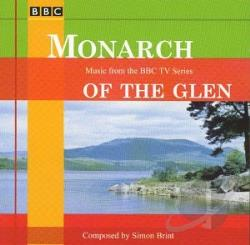 Monarch Of The Glen: Music From The BBC TV Series CD Cover Art